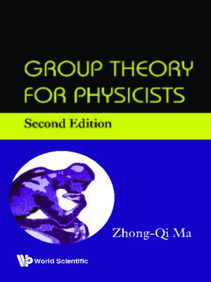 cover image of Group Theory For Physicists ()