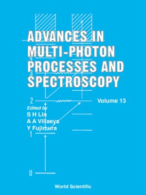 cover image of Advances In Multi-photon Processes and Spectroscopy, Vol 13