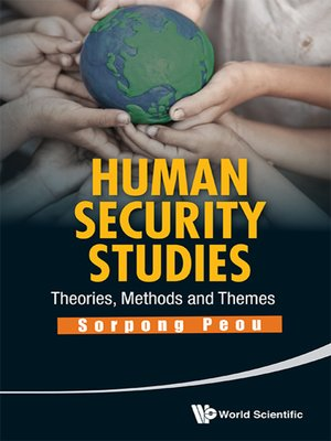 cover image of Human Security Studies