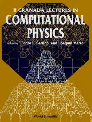 cover image of Computational Physics