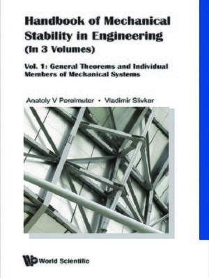 cover image of Handbook of Mechanical Stability In Engineering (In 3 Volumes)