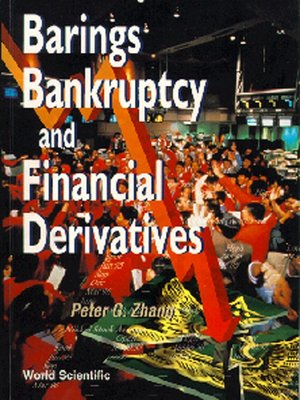cover image of Barings Bankruptcy and Financial Derivatives