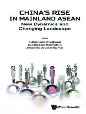 cover image of China's Rise In Mainland Asean