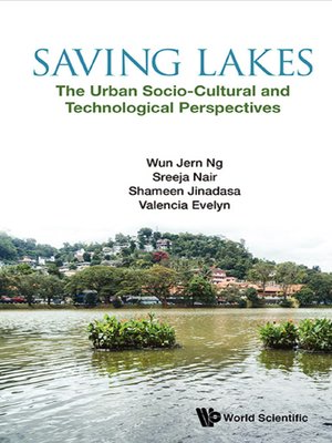 cover image of Saving Lakes--The Urban Socio-cultural and Technological Perspectives