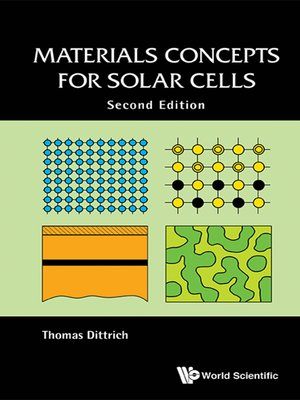 cover image of Materials Concepts For Solar Cells ()