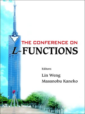 cover image of The Conference On L-functions