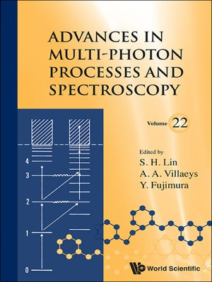 cover image of Advances In Multi-photon Processes and Spectroscopy, Volume 22
