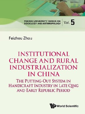 cover image of Institutional Change and Rural Industrialization In China