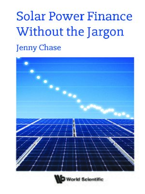 cover image of Solar Power Finance Without the Jargon