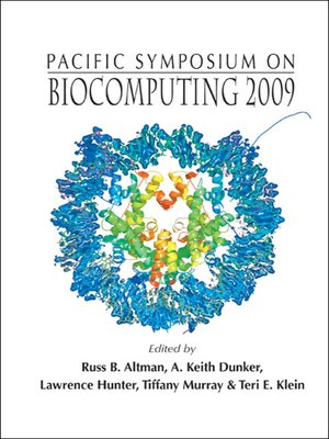 cover image of Biocomputing 2009--Proceedings of the Pacific Symposium