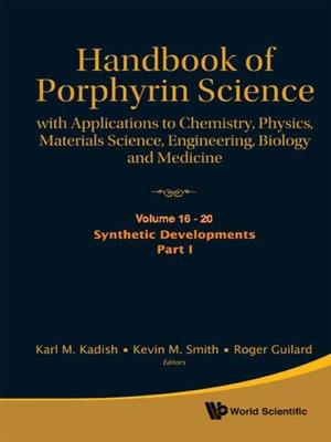 cover image of Handbook of Porphyrin Science
