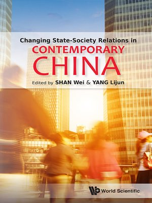 cover image of Changing State-society Relations In Contemporary China
