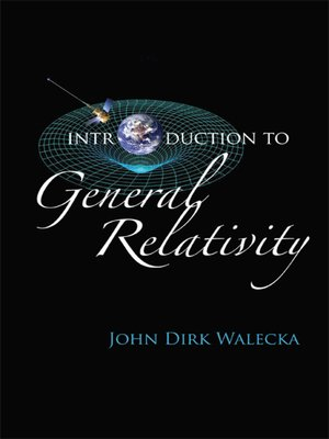 cover image of Introduction to General Relativity
