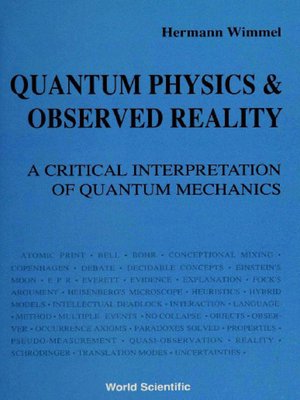 cover image of Quantum Physics and Observed Reality