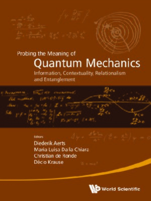 cover image of Probing the Meaning of Quantum Mechanics