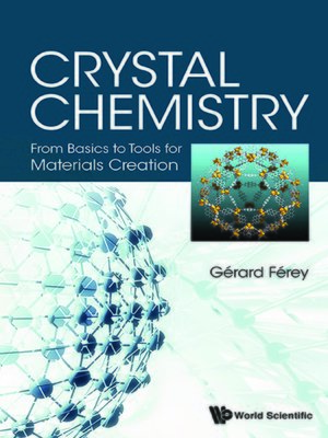 cover image of Crystal Chemistry
