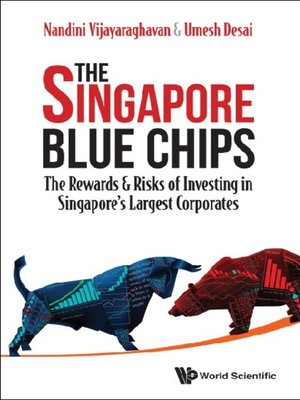 cover image of The Singapore Blue Chips