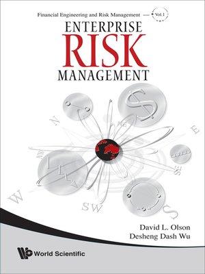 cover image of Enterprise Risk Management