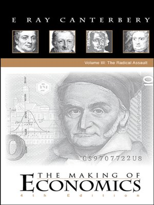 cover image of Making of Economics, the ()--Vol Iii