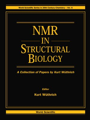 cover image of Nmr In Structural Biology