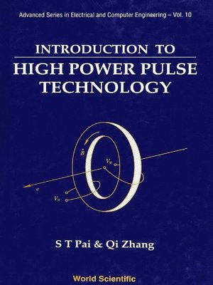 cover image of Introduction to High Power Pulse Technology