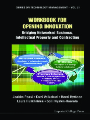 cover image of Workbook For Opening Innovation