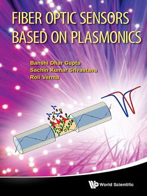 cover image of Fiber Optic Sensors Based on Plasmonics