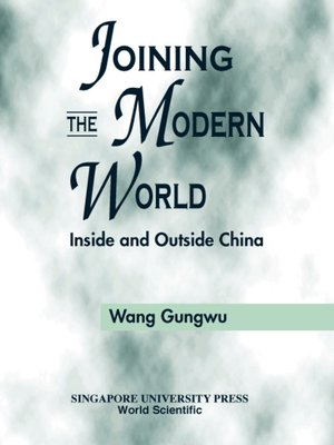 cover image of Joining the Modern World