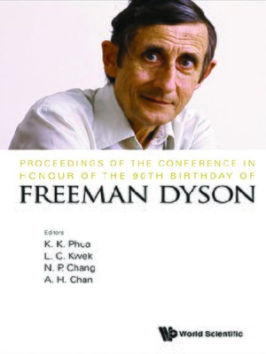 cover image of Proceedings of the Conference In Honour of the 90th Birthday of Freeman Dyson