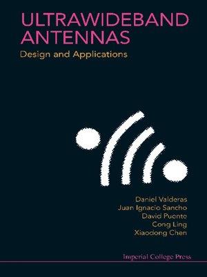 cover image of Ultrawideband Antennas