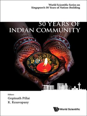 cover image of 50 Years of Indian Community In Singapore