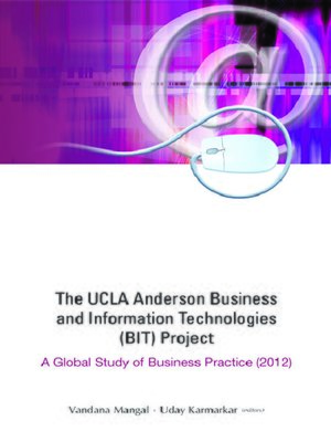 cover image of Ucla Anderson Business and Information Technologies (Bit) Project