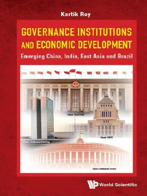 cover image of Governance Institutions and Economic Development