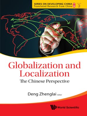 cover image of Globalization and Localization