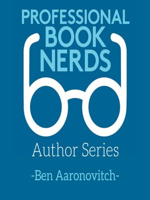 cover image of Ben Aaronovitch Interview