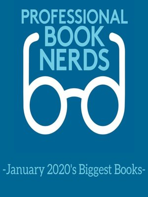 cover image of January Biggest Books to Kick off Your 2020 Reading