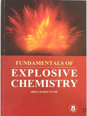 cover image of Fundamentals of Explosive Chemistry