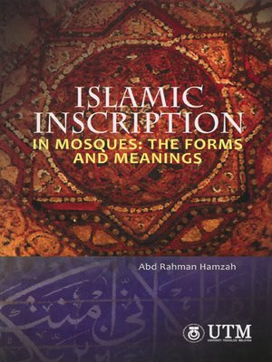 cover image of Islamic Inscription In Mosques