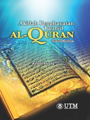 cover image of Akidah Penghayatan Tauhid Al-Quran Edisi 2