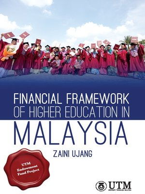 cover image of Financial Framework of Higher Education in Malaysia