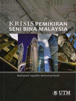 cover image of Krisis Pemikiran Seni Bina Malaysia