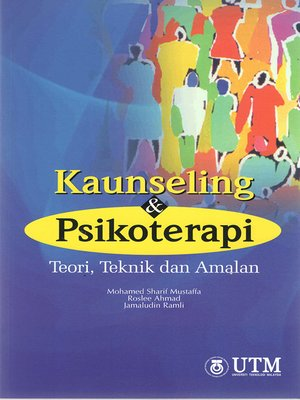 cover image of Kaunseling & Psikoterapi