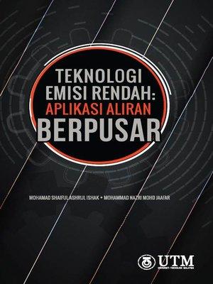 cover image of Teknologi Emisi Rendah