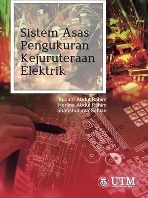 cover image of Sistem Asas Pengukuran Kejuruteraan Elektrik