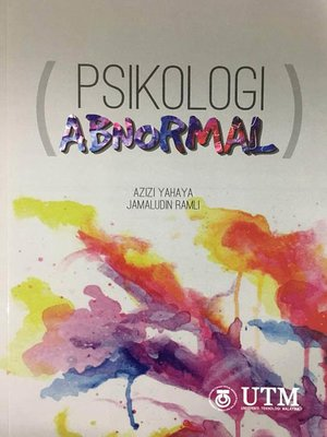 cover image of Psikologi Abnormal