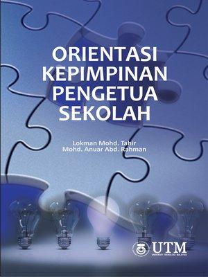 cover image of Orientasi Kepimpinan Pengetua Sekolah