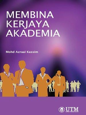 cover image of Membina Kerjaya Akademia