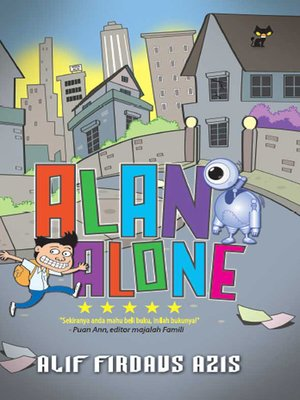 cover image of Alan Alone