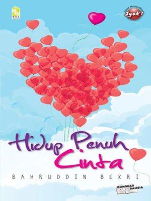 cover image of Hidup Penuh Cinta