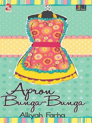 cover image of Apron Bunga-bunga